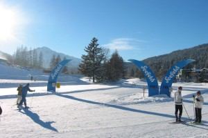 Cross country in Seefeld