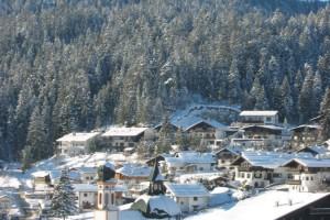 Seefeld's 'Seekirchl'