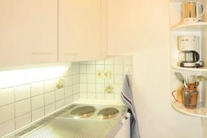 Wohnung Parterre - Küche